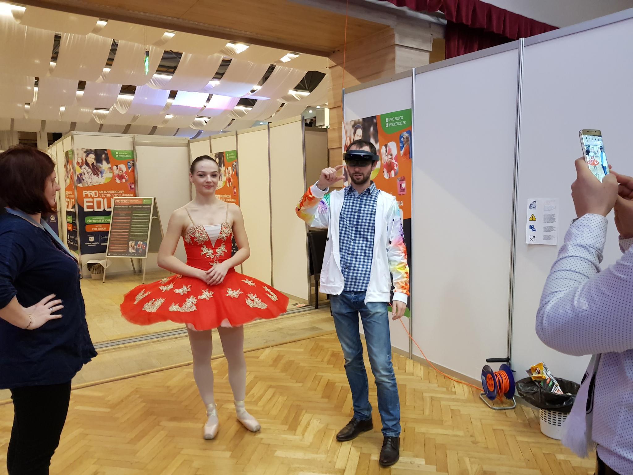 Tím KPI a baletka