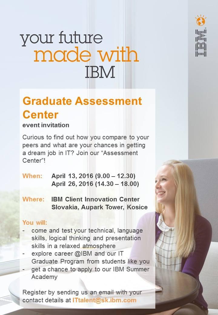 IBM Summer Academy - Info