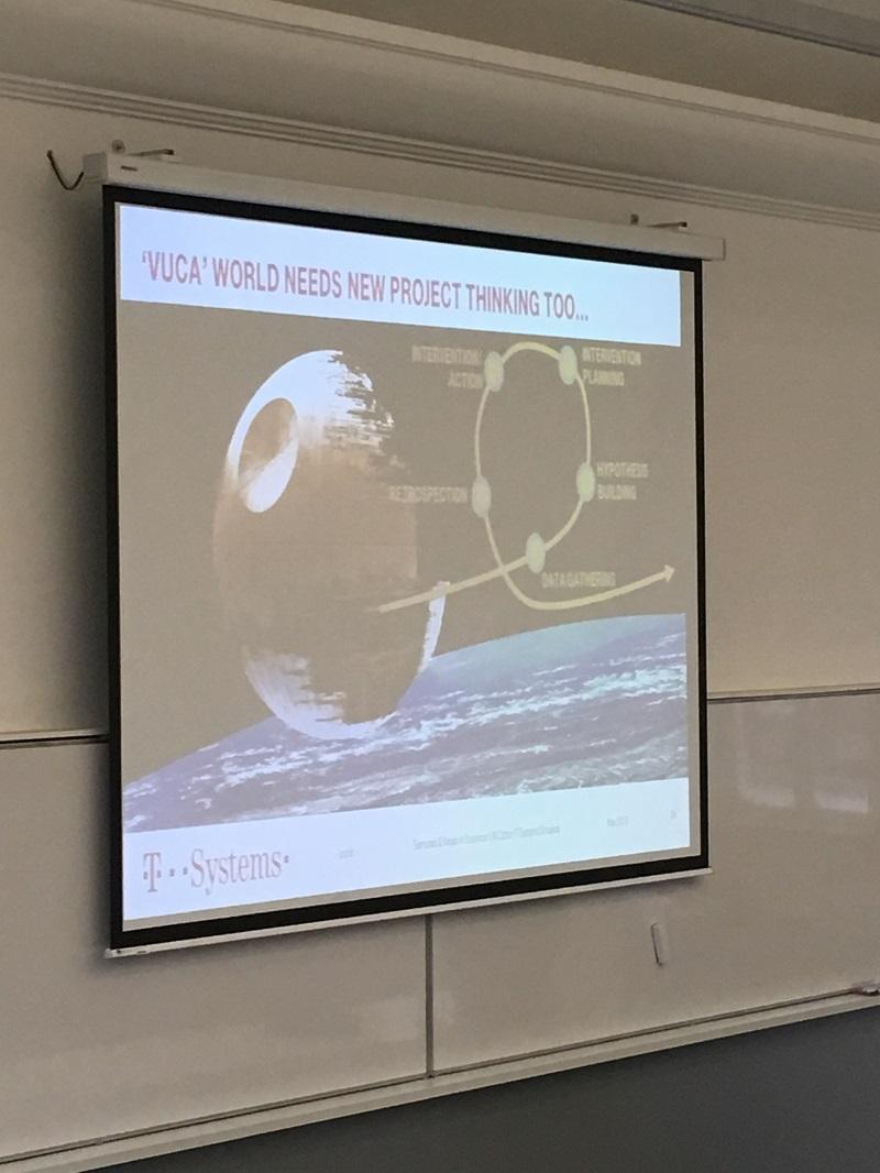 Prednáška T-Systems