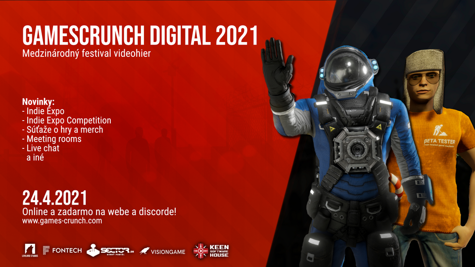 Gamescrunch Digital 2021