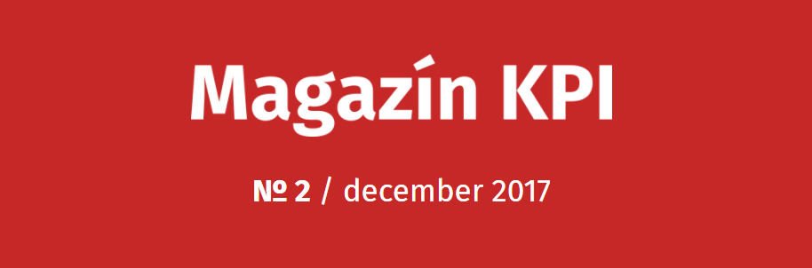 Magazín KPI - banner