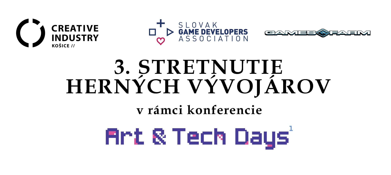 Banner Stretnutie herných vývojárov