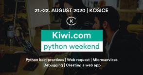 Kiwi.com Python Weekend Košice