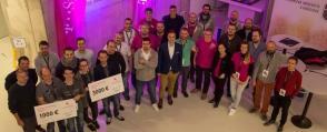 T-Systems Hackathon 2017 výhercovia